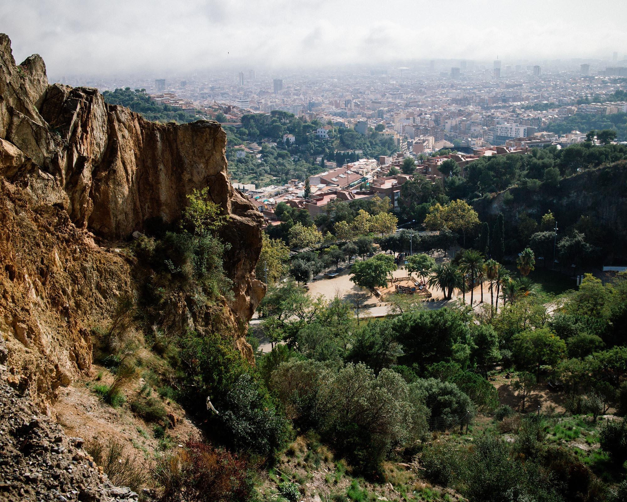 Parc Creueta del Coll