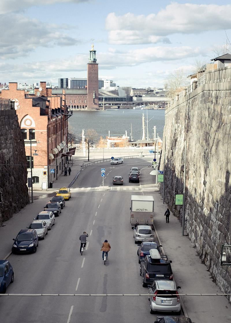 City bikes ja?