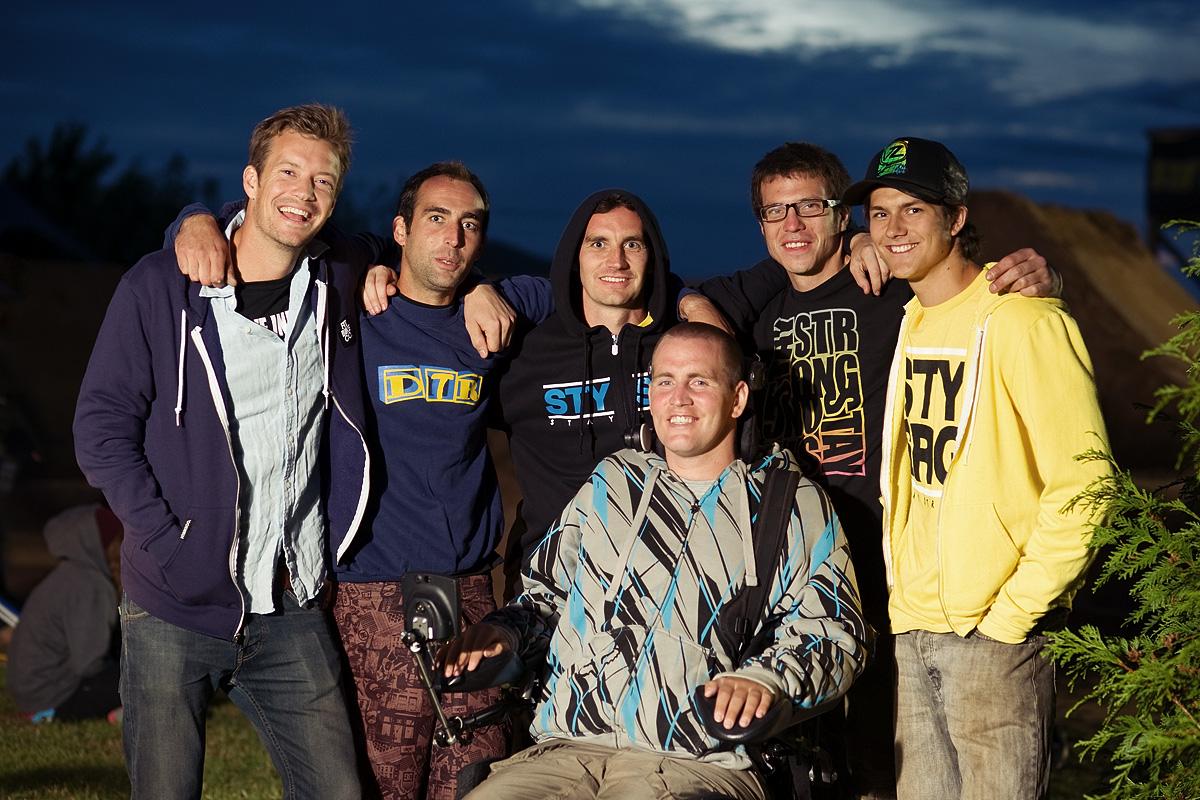 DTR crew
