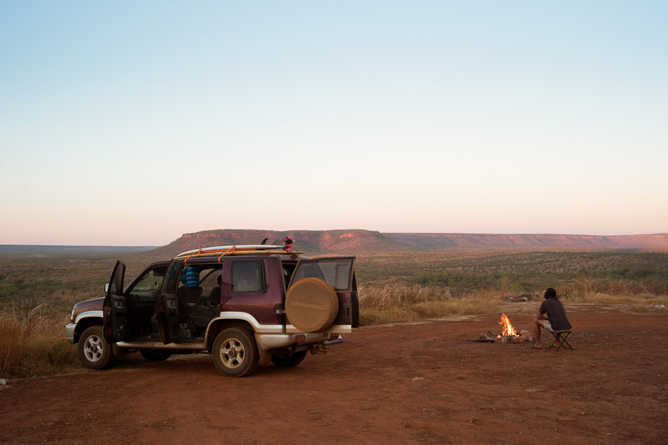 Living room, Gibb River Road