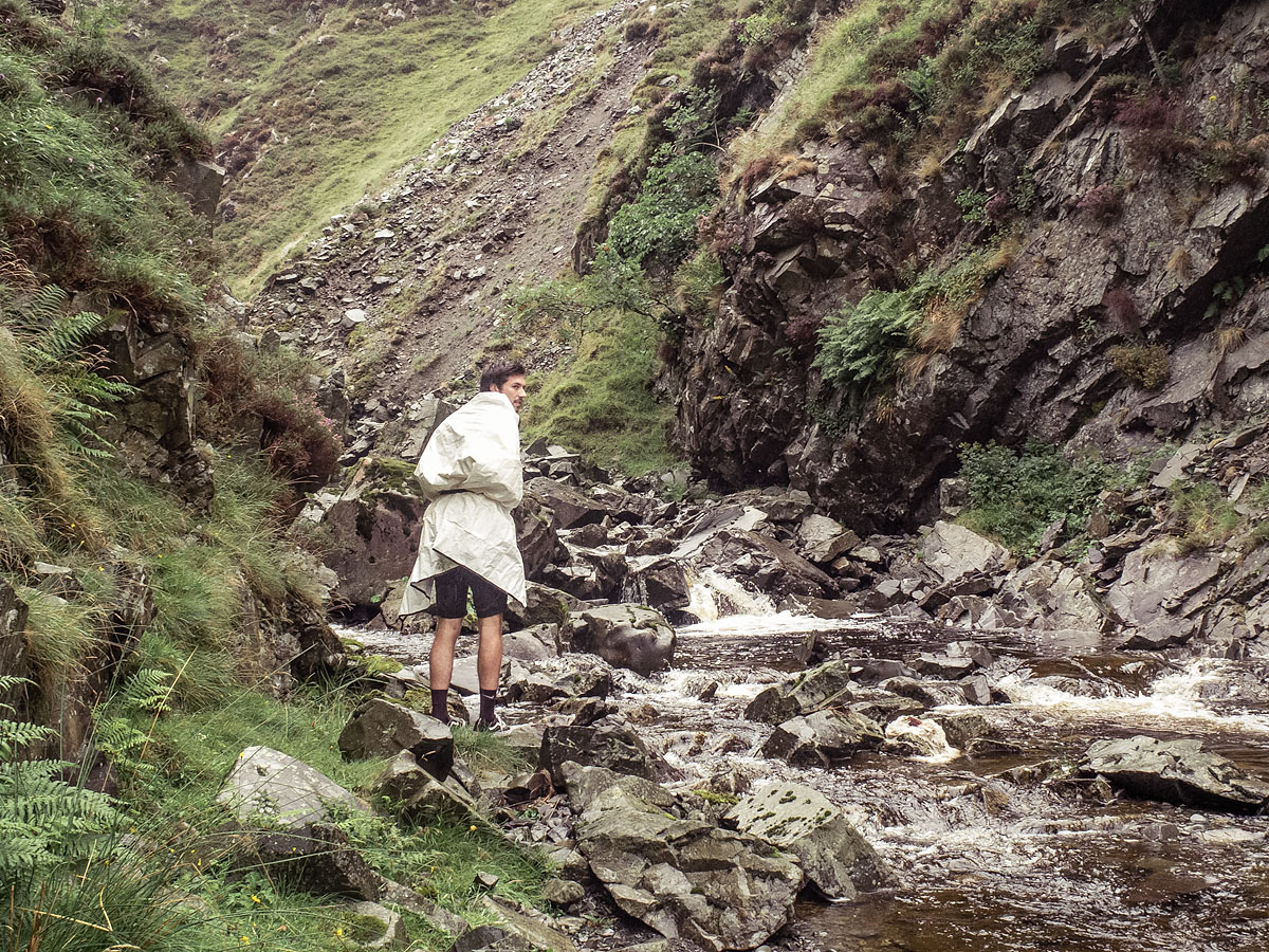 Grey Mare's Tail falls